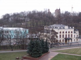 Kiev Artistic: life as a game