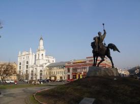 Обзорная экскурсия по Киеву + Подол (включая Андреевский спуск)