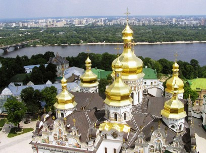 Orthodox sacred places of Kiev