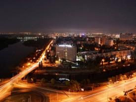 Ночь в Киеве
